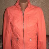 Демисезоная куртка PU кожа, Only (Онли) С, евро 36