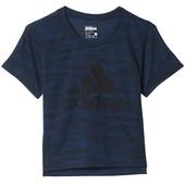 отличная футболка для девочки от Adidas climacool,p.164  13-14 лет