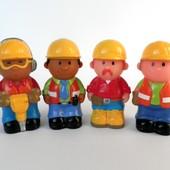 Фигурки ELC Happyland человечек человечки строитель строители