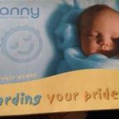 Монитор дыхания ребенка Nanny BM-02