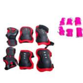 Защитная экипировка черная от Jambo защита детская налокотники наколенники