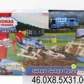 Железная дорога батар. A46-3 (1295172)   в коробке 46*8,5*31см