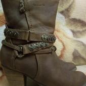 Женские ботинки Tamaris