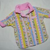 Фирменная рубашка одежда для куклы кукол одежда беби берна Baby born