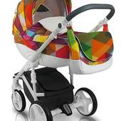Дитяча коляска Bexa cube 2в1