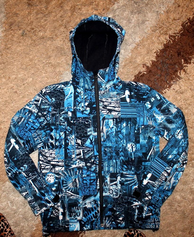Куртка деми на мальчика 134-140 р фото №1
