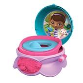 Disney Мой первый горшок Доктор Плюшева 3 в 1 the first years junior doc mcstuffins 3-In-1 potty sys