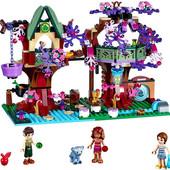 Конструктор Bela Fairy 10414 аналог Lego Elves бежище Эльфов 507 дет лего