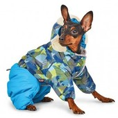Комбинезон, Костюм Pet Fashion, Vintage (винтаж)  для собак,  размеры: l, m, sm, s, xs