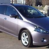 Mitsubishi Grandis 2005 Газ/бензин