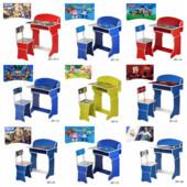Детская парта 301 столик с стульчиком для школьника