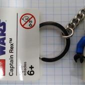 Lego Star Wars Брелок Капитан Рекс 852356