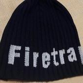 Фирменная тёплая шапка Firetrap