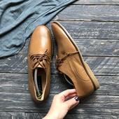 Новые кожаные туфли Pegasus p-p 42