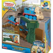 Fisher-Price Thomas Take-n-Play игровой набор