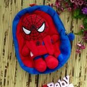 рюкзачок со съемной игрушкой мальчикам и девочкам