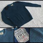 Шикарный бирюзовый свитер.