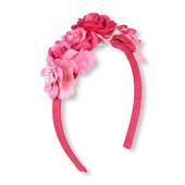 Розовый обруч для девочки childrensplace