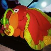 Мягкая развивающая игрушка слон Playgro