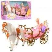 Кукла в карете