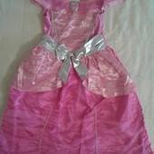 Продам платье Barbie девочке 5-7 лет,рост до 116.