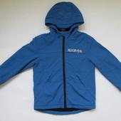 Куртка демисезонная на флисе George 7-8 лет, рост 122 - 128 см