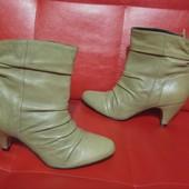 Утеплені черевички San Marina нат.шкіра р.36