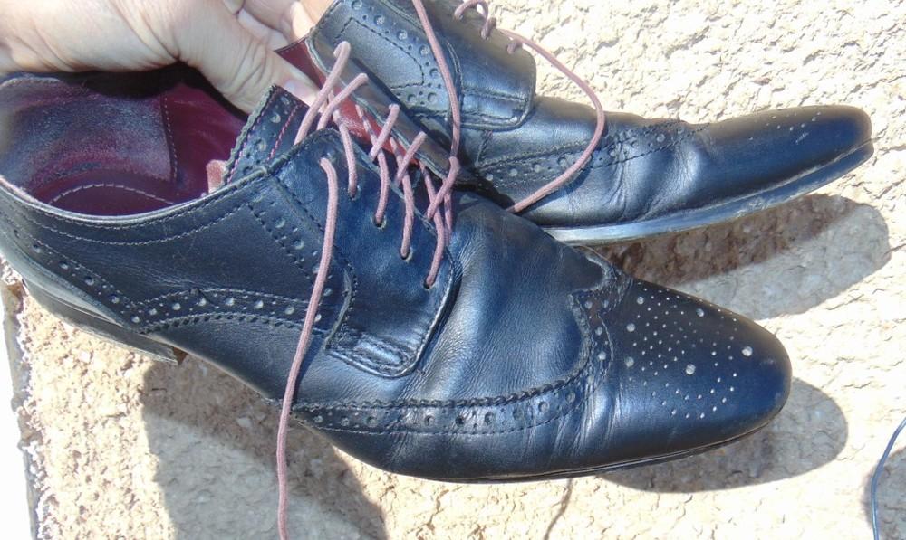 Стильние фирменние брендовие  туфли Burton .42 фото №1