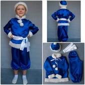 Детский карнавальный новогодний костюм Новый год № 1