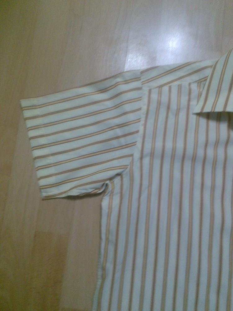 Фирменная рубашка l фото №2