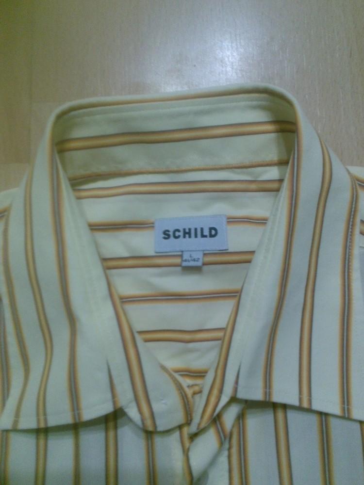 Фирменная рубашка l фото №4