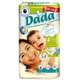 подгузники памперсы DaDa Premium 4 плюс подарок