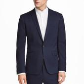 Пиджак Skinny fit, H&M, S-M