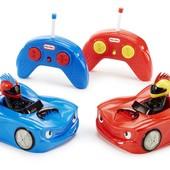 Little Tikes набор машинок бампер на радиоуправлении 643330 rc bumper cars die-cast vehicle