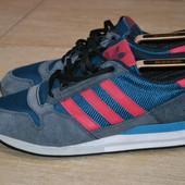 Adidas 43р кроссовки кожаные. Оригинал.