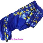 Дождевики для такс Dogs Bomba MT-4