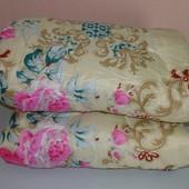 Одеяло, наполнитель овчина а ткань бязь голд