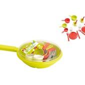 Детский набор игрушечной посудки в сковородке Ecoiffier 000973