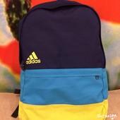 Яркий легкий рюкзак Adidas оригинал из Англии