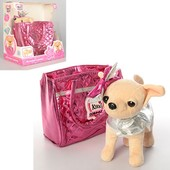 Собачка в сумочке Ки-ки
