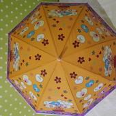 Зонт трость полуавтомат Magic rain