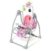 Колыбель-качели Tilly BT-SC-0003 розовая