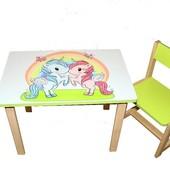 Детский столик и стульчик BS0182-2