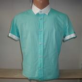 Распродажа! Мужская рубашка с коротким рукавом Fiver.