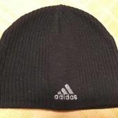 Фирменная двойная шапка Adidas