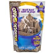 Kinetic Sand Кинетический песок натуральный цвет 1360 грамм Beach Sand