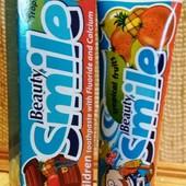 Детская зубная паста Beauty Smile 50 ml  Болгария