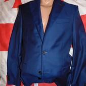 Брендовий стильний нарядний пиджак Capollini. Италия м.