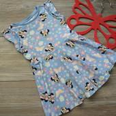 Платье с Микки Маусами Disney (12-18 мес)