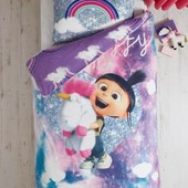 Односпальний постільний комплект NEXT для дівчаток під замовлення
